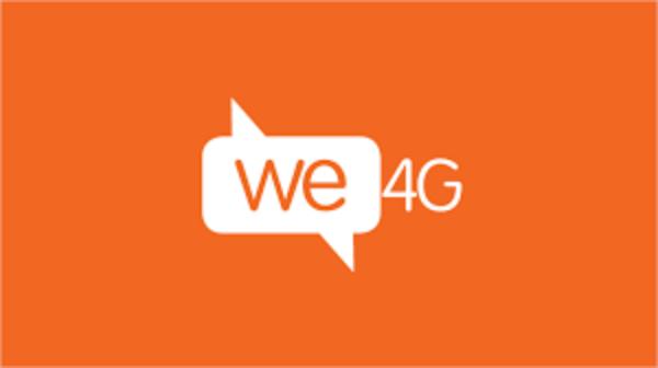 תמונה של we4G ללא הגבלה +60 גיגה+40 דק לרשות הפלסטינית למשך 30 יום